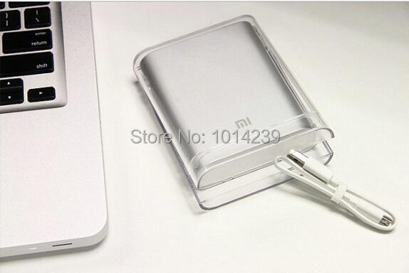 Bargain 100% original xiaomi power bank 10400mAh xiaomi 10400 external battery pack portable charger mobile powerbank(China (Mainland))