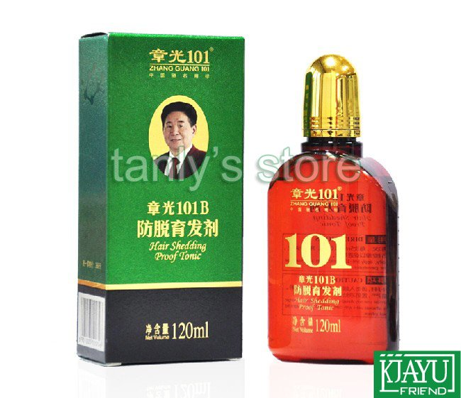 Wholesale And Retail Zhang Guang 101B Hair Shedding Proof  Tonic 120ml/pcs<br><br>Aliexpress