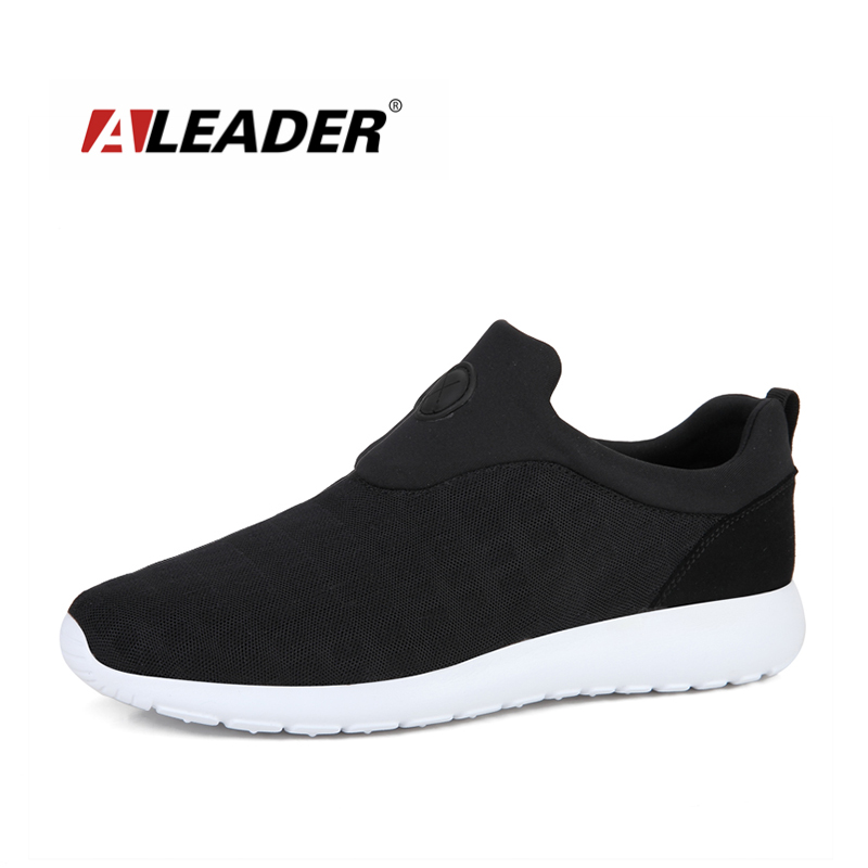 Aleader Breathable Mesh Walking Shoes Men Fashion Trainer Sneakers Women New 2016 Summer Outdoor Sport Shoes zapatillas hombre