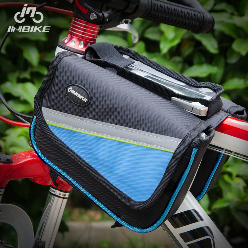 2015 Oxford material Bycicle Accessories Bicycle Bags Bike Mountain Bike Accessories Panniers Increase large tube package(China (Mainland))
