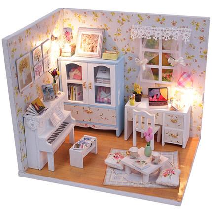Comprar 2015 nuevo llega el casa de - Como hacer casas en miniatura ...