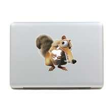 laptop sticker protector for macbook air / pro 11 13 15 notebook skin logo Universal foil stickers local creativity protective