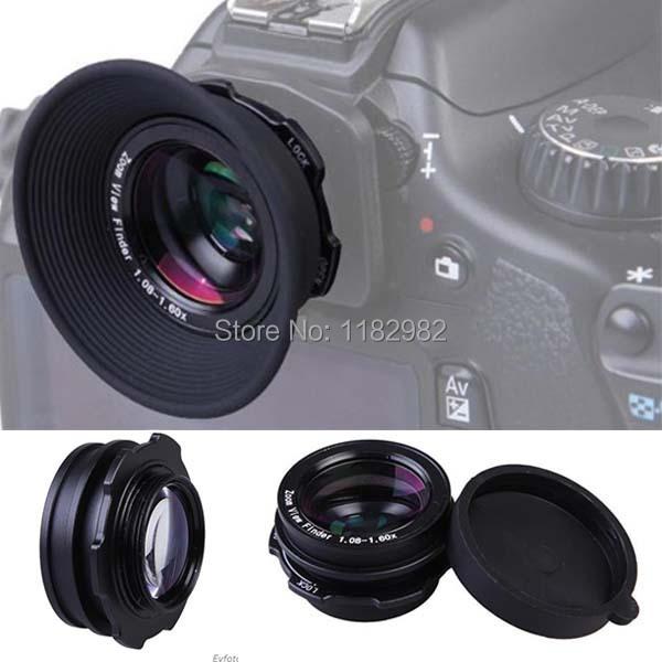 viewfinder eyepiece magnifier for Fujifim S2PRO S3PRO S5PRO for  Nikon :D40 D50 D70 D70S D80 D90 D100 D200 D300 D500/D500<br><br>Aliexpress