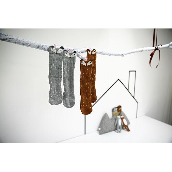 wholesale children baby leg warmers cotton cutepolainas infantil fox socks knee pads rodilleras gateo chaussette haute(China (Mainland))