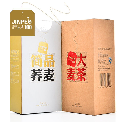 Gold silver gold combination arbitraging buckwheat tea barley tea original gold buckwheat tea