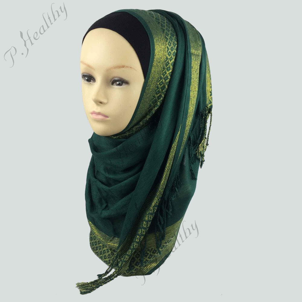 Scarf hijab shimmer viscose soft wrap shawl, 26 colors for your choice,Free Shipping,PH016(China (Mainland))