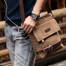 Fashion Men Shoulder Bag Casual Canvas Men Messenger Bags 2014 New Crossbody Bags For Men Free Shipping ME9999