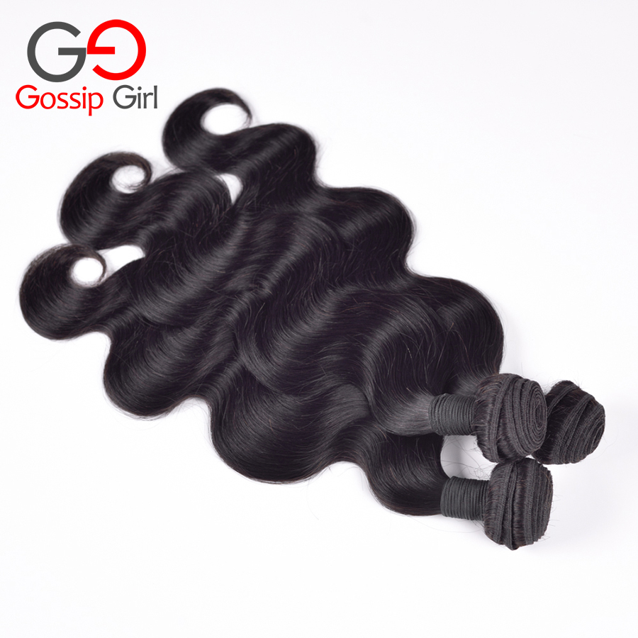 Unprocessed 6A Eurasian Virgin Hair Body Wave 3Bundles/lot Natural Black Hair Mixed Bundle 3pc/lot 100% Human Hair Weave On Sale<br><br>Aliexpress