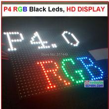 p4 led display module ,4mm pixel indoor rgb full color led display screen 1/16 scan 128*128mm 32*32 pixel ,HD p4 led module(China (Mainland))
