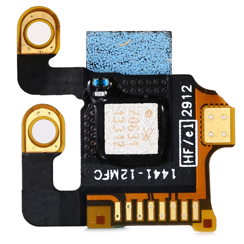 100% Original High Quality Hot Sale Brand New 5 Pcs Mother Board GPS Antenna Signal Flex Cable Ribbon Repair Parts for iPhone 5(China (Mainland))