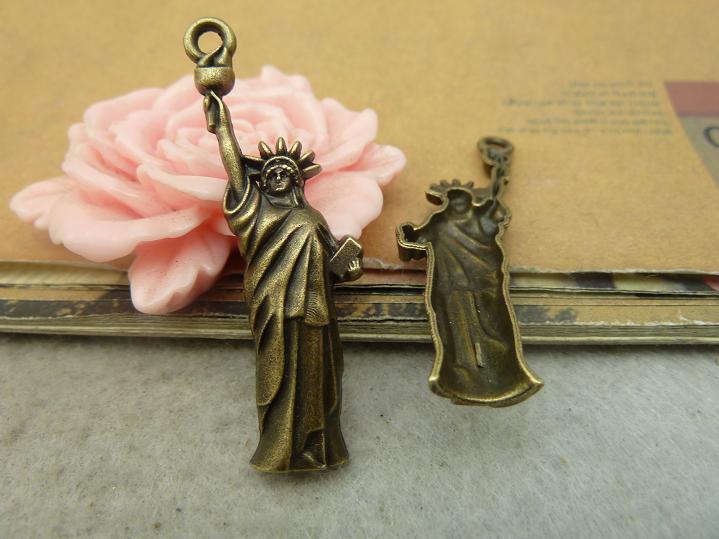 how to create bronze statue diy