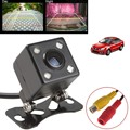 Universal IP67 Waterproof Rear View Camera LED Car Back Reverse Camera RCA Night Vision Parking Assistance