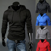 new  version of the influx of male simple fashion casual sports hedging Men's Clothing Hoodies Sweatshirts 2016 Free shipping(China (Mainland))