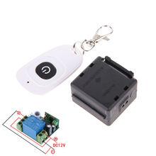 12 канал 433 мГц обучения кодекса приёмник с цифровой беспроводная пульт дистанционного управления ME3L