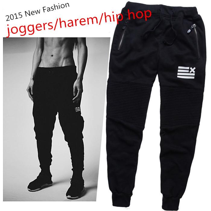 Casual men s pants new arrive autumn camouflage pants sports pants harem pants men Slim long