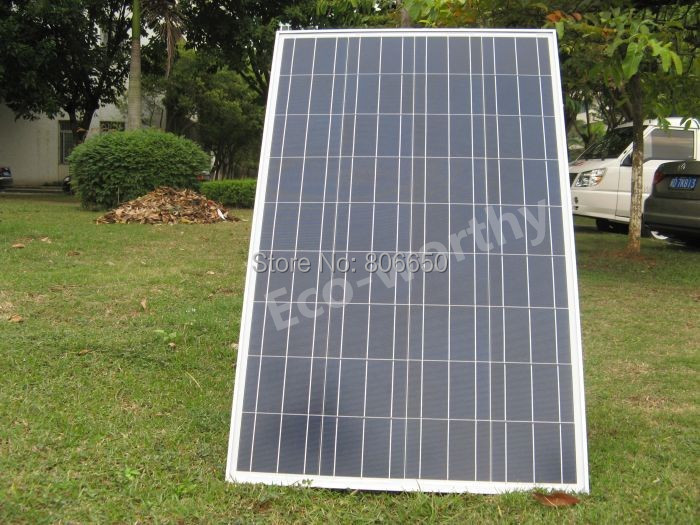 UK Stock A grade 100w poly solar panel kit 100W solar system solar power 12V battery charger for 12V system PV home system(China (Mainland))
