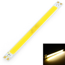 Highlight LED Light Strip 120MM*10MM 10W 3000K COB Super 1050lm  Warm White Lights Strips Lamps Y50 free Shipping 1PCS/LOT