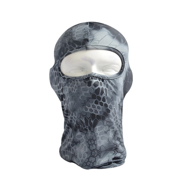 Tactical battle Snake headgear / Summer lightweight hood/quick dry balaclava