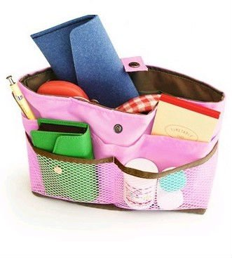 free shipping! cute makeup /multifunctional receive bag can used for traveling 10pcs/lot(China (Mainland))