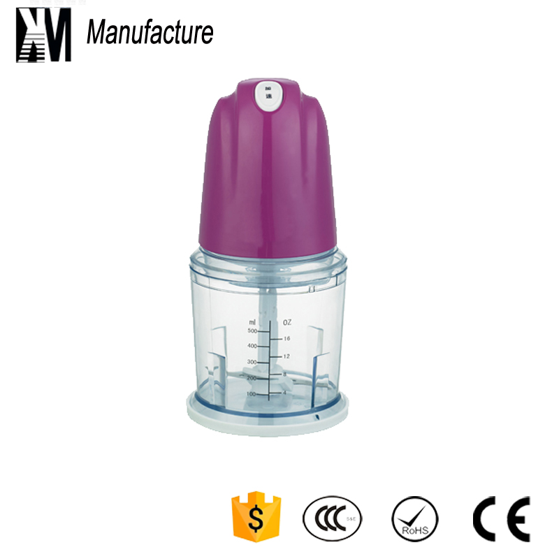 Free shipping Multifunctional kitchen appliance plastic mini food mixer for food chopper meat griner food blender(China (Mainland))