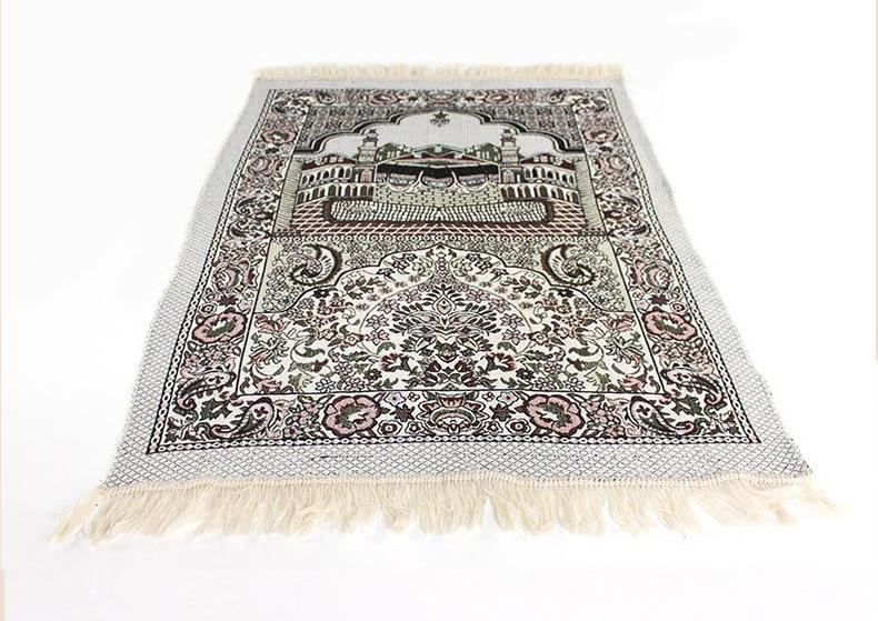 Compra alfombra de oraci n musulmana online al por mayor for Compra de alfombras