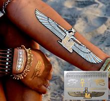 300 Designs for your choose flash tattoo body art gold temporary tattoos bracelet golden tatoo metallic