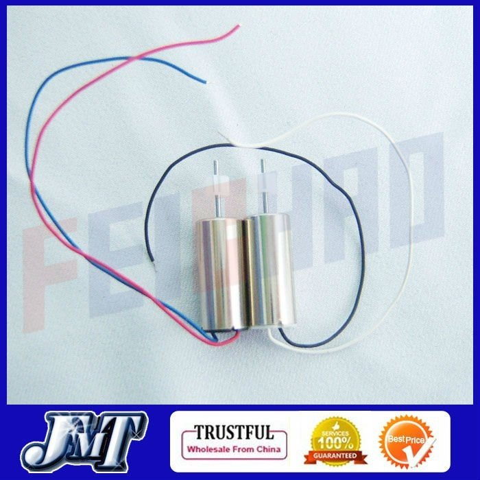 F02007 Syma S107 S107G 3CH RC Helicopter parts:S107-16 + S107-17 Main motor set A & B + FS(China (Mainland))
