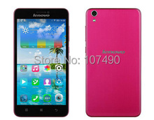 Original Lenovo S850 Mobile phone Android 4.4 MTK6582 Quad Core 1GB RAM 16G ROM 5.0″ 13.0MP 1280 x 720 GPS WIFI WCDMA GPS Alina