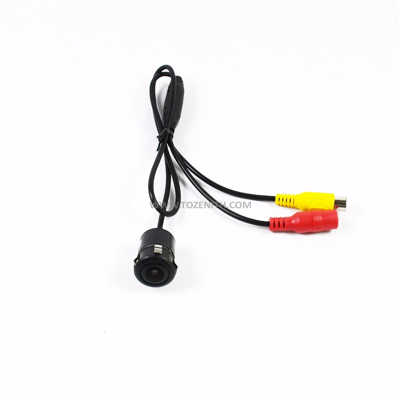 UNIVERSAL REAR camera waterproof nightvision reverse view cam (1) drill type
