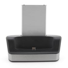 Carregadores & Docas Carregador de Bateria para LG Bl-51yf com Slot G4 Carregador Data Sync Desktop Duplo Cradle H810 H815 Vs986 Ls991 F500 F500l Removível