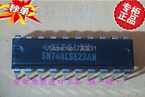 Free Shipping One Lot 74ALS645A 74ALS645 OCTAL BUS TRANSCEIVERS WITH 3-ST OUT IC 20-PIN DIP (Qty 5)(China (Mainland))
