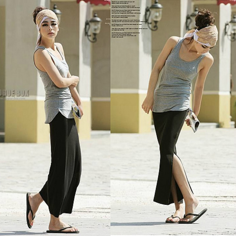 Compare Prices on Fitted Maxi Skirt Long- Online Shopping/Buy Low ...