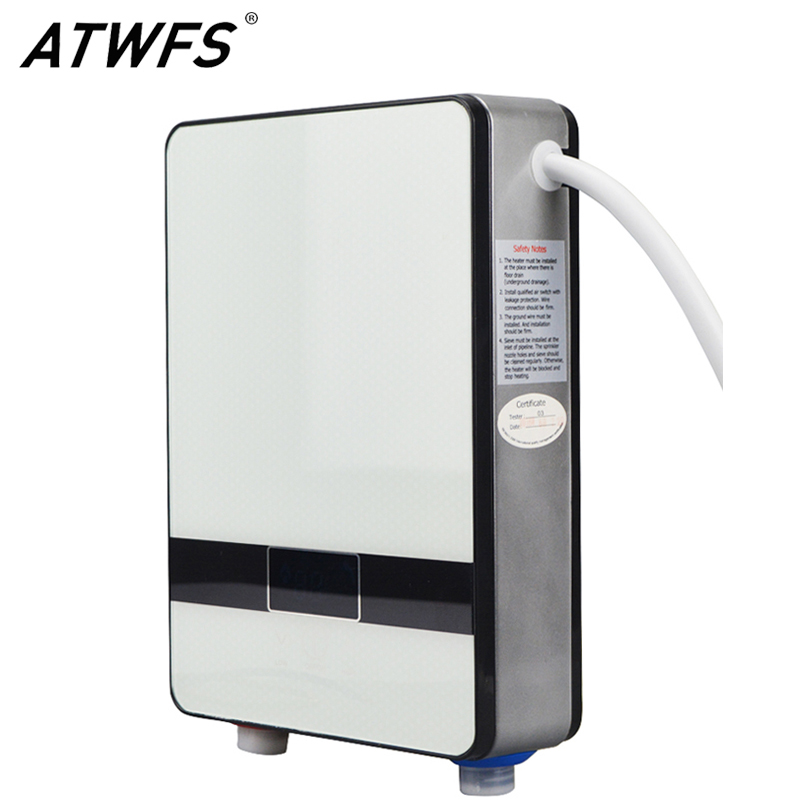 Online buy wholesale induction water heater from china for 4 bathroom tankless water heater