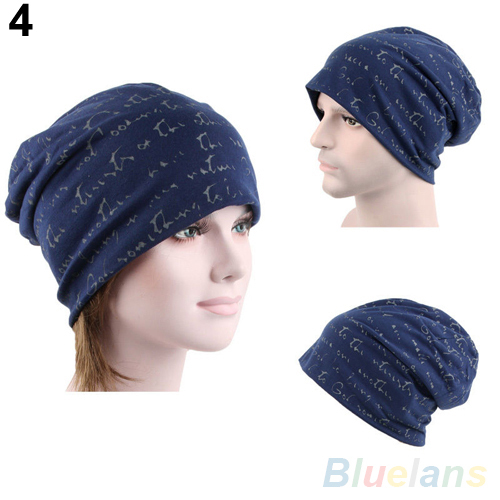 Men s Women s Unisex Hip Hop Warm Winter Cotton Polyester Knit Ski Beanie Skull Cap