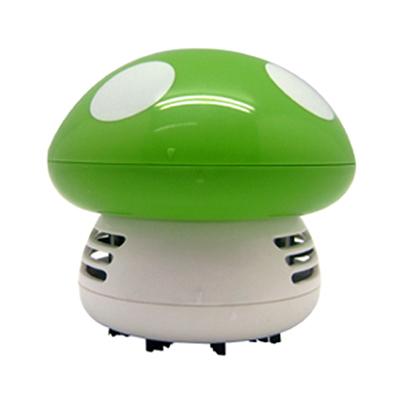 Home Handheld Mocoro Cleaner Mushroom Shaped Mini Vacuum Cleaner Aspiradora Auto Laptop keyboard Desktop Dust cleaner Wholesale(China (Mainland))
