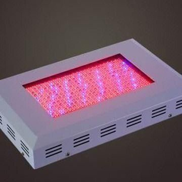 300W LED Grow Light;red(630nm):blue=8:1;also support DIY ratio; with Luminous Flux of 11,500lm and Red/Blue Color, CE Certified