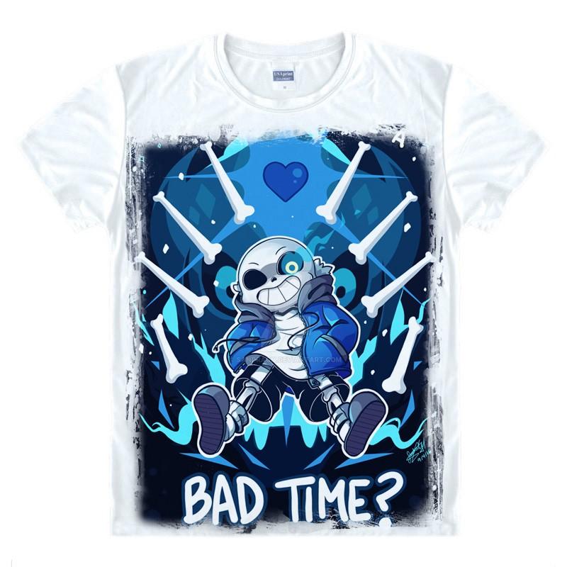 undertale T-shirt (1)