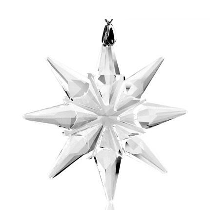 1 PCs Snowflake Pure Color Elegant Crystal Ho Car Auto Fashion Pendant Interior Ornament Hanging Dangle Charm Car-Styling New(China (Mainland))