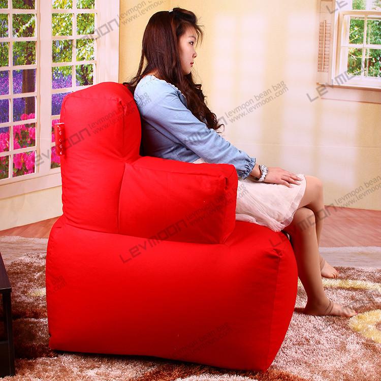 FREE SHIPPING cool bean bag chair 100% cotton canvas bean bags chairs without filling bean bag chair cover bean bag chairs(China (Mainland))
