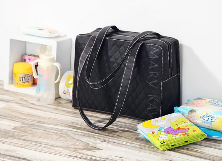 2015 Free Shipping Hot Sale Fashion Unique Colorful Diaper Bag Stylish Fresh Mami Bag Waterproof Nylon Mommy Bag<br><br>Aliexpress