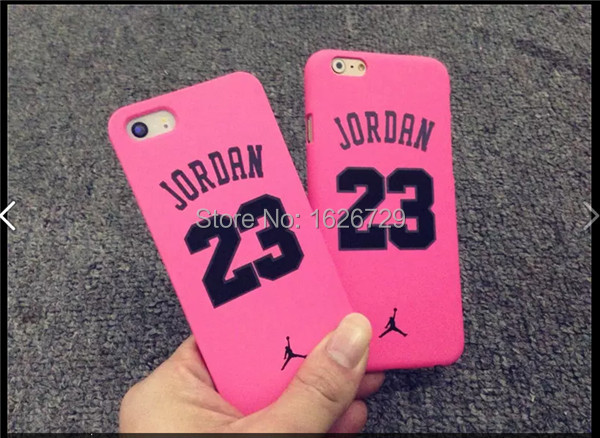 Famous Basketball Champion No 23 Jordan Case for iPhone 5 5s 6 6 Plus hard back phone cases free shipping(China (Mainland))