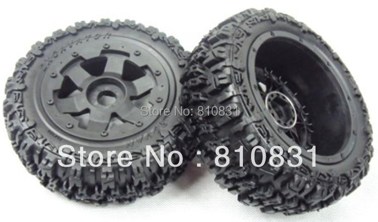 Фотография Freeshipping The new stytle front off-road tires kit for baja 5T/SC