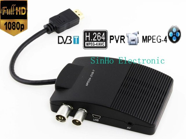 DVB-T terrestrial digital television receiver,HDMI Plug,PVR function and multimedia playback(MP3/MP4/JPEG/AVI etc) via USB2.0
