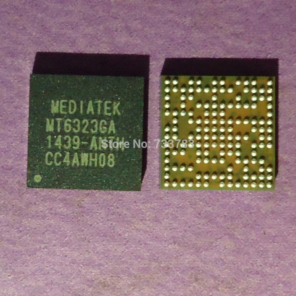 Гаджет  Mediatek MT6323GA power management chip None Электронные компоненты и материалы
