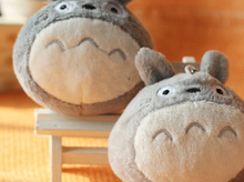 1Piece Super Kawaii Plumpy MY Neighbor TOTORO 7CM Plush Phone String DOLL TOY Plush Stuffed TOY DOLL ; BAG Pendant TOY Gift DOLL(China (Mainland))