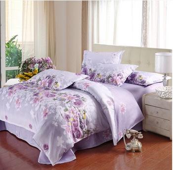 Домашний текстиль постельные принадлежности части набора хлопок 100% 4 хлопок деревенский bedrug пододеяльник