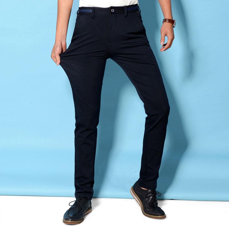Online Get Cheap Black Fitted Dress Pants -Aliexpress.com ...