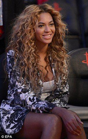 Beyonce Celebrity honey blonde kinky curly virgin brazilian hair full lace wigs(China (Mainland))