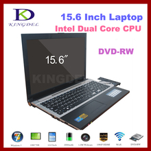 "15.6"" Notebook, Laptop For Games, Intel Celeron 1037U Dual Core, 2GB RAM, 250GB HDD, DVD-RW,  2M Webcam, Bluetooth, 1080P HDMI(Hong Kong)"