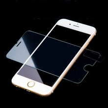 0.26mm Tempered Glass Screen Protector Front Film For Apple iPhone 4 4S 5 5S 6 6S 6Plus 6S+ Sturdy Tenacious Guardian Supprise